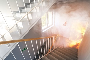 After fire has damaged your commercial property, it's important to know the next steps to take