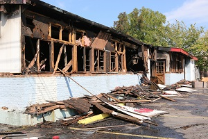 It's easy to overlook the details in a large commercial fire loss