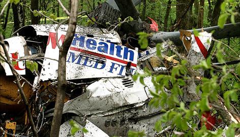 Air Ambulance Crash Attorney Bill Voss