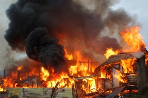 Statistics show that fires on industrial property amount to a huge annual financial loss