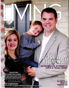 Living Magazine Recognition