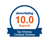 attorney Reaves superb rating Avvo badge