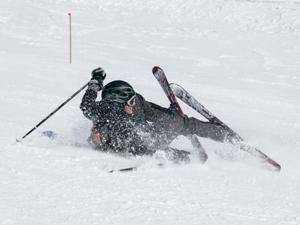 common ski injuries