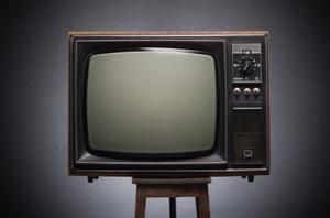 old TVs pose falling danger to children