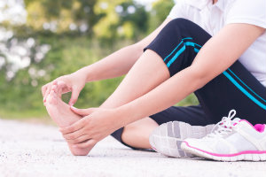 It's not always easy to tell the difference between a sprain and a fracture