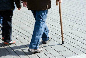Preventing Falls When Walking