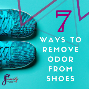 How to Remove Odor From Smelly Shoes